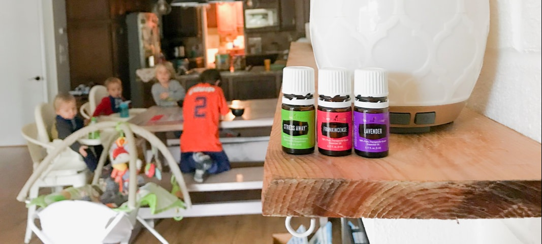 Oils Before Overwhelm | Moms For Moms Online Summit | Dwelling Well Mom Blog